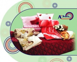 «АЭлита» -  пошив текстильных изделий для сна.