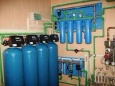 Водоочистная станция автоматическая безреагентная для школы