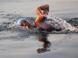 Медузы и акулы не помешают Дайане Найад пересечь Флоридский залив
