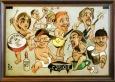 Карикатура на политиков России и некоторых прочих