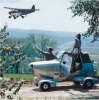 ТОП - 10 автомобилей  летающих