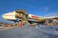 Необычный отель из самолёта Боинг-747