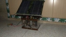 Разработаны  эффективные  солнечные батареи в России