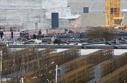 Объем работ на строительстве БелАЭС в 2014 году будет увеличен в шесть раз