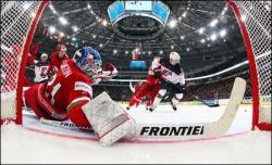 Сборная Беларуси крупно проиграла команде США в первом матче на ЧМ-2014
