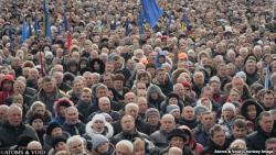 Хор и призрак Майдана
