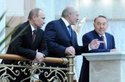 Бульба и кумыс: подписан договор о создании Евразийского союза