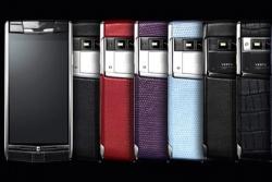 Vertu выпустила титановый смартфон за восемь тысяч евро
