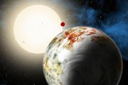 Астрономы нашли в космосе «Мегаземлю»