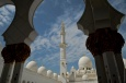 Мечеть шейха Зайда является одной из самых больших в мире,