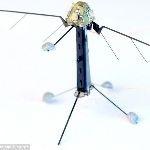 Летающий робот размером с муху