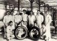 История японской  компании по производству шин - Бриджстоун